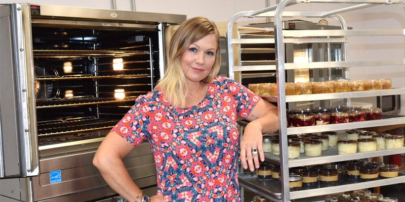 Jennie Garth's Wicked Good Pies