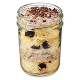 Cookies & Cream Cupcake - 8oz jar