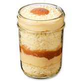 Sea Salted Caramel Cupcake - 8oz Jar