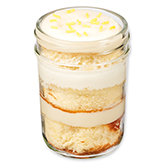 Whole Lotta Lemon Cupcake - 8oz Jar
