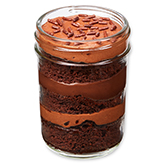 Gluten Free Chocolate Lab Cupcake - 8oz Jar