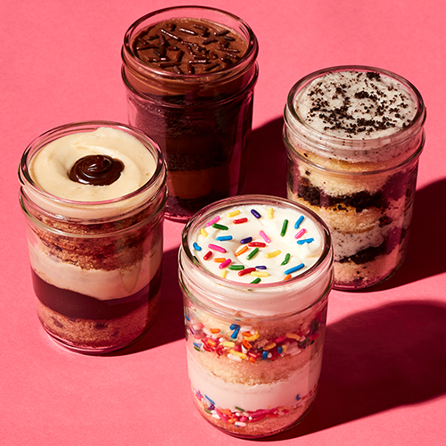 Shop Cupcakes in Jars