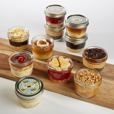 Jennie Garth's Wicked Good Pie Jars