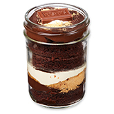 Gimme S'more Cupcake - 8oz jar